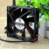 For PRO LOGIC 9025 double ball high air volume cooling fan 12V 0.28A PL92B12H 2 line - ebowsos