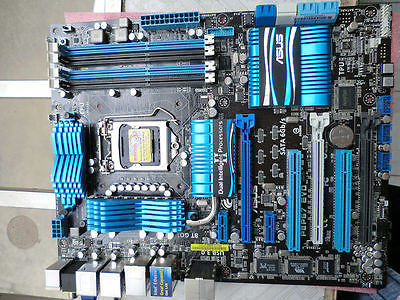 For ASUS P8P67 EVO Intel P67 MotherBoard LGA 1155 DDR3 - ebowsos
