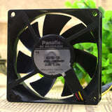 For original Panasonic panaflo FBA08A48H 48V 0.09A 8CM 8025 three-line cooling fan - ebowsos