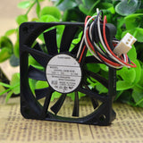 For original NMB 6CM ultra-thin 6010 ultra-quiet chassis fan 12V 0.13A 2404KL-04W-B39 - ebowsos
