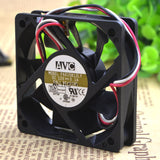 For original authentic AVC F6015B12LY 6015 DC12V 0.1A 6cm CPU cooling fan - ebowsos