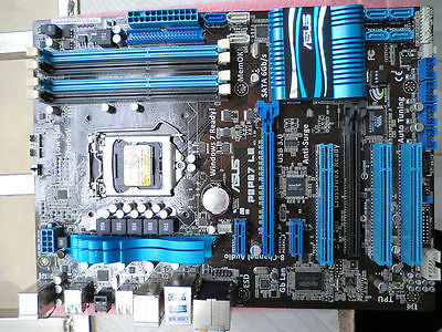 For ASUS P8P67 LE Socket 1155 P67 B3  ATX USB 3.0 MotherBoard - ebowsos