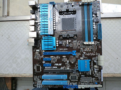 For ASUS M5A97 PRO AMD Motherboard - ebowsos