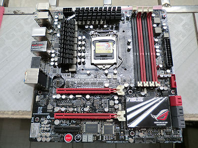 For ASUS MAXIMUS IV GENE-Z GEN3 Socket 1155 MotherBoard Intel Z68 - ebowsos