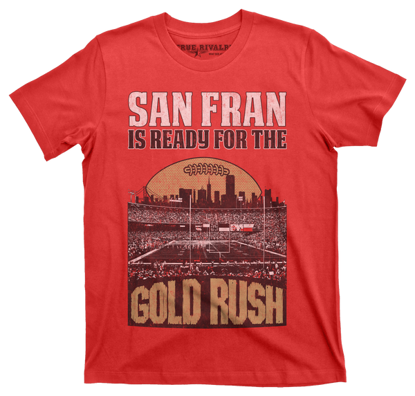San Francisco - Football T Shirt