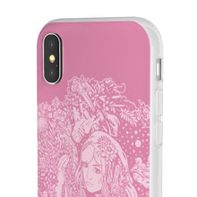 Load image into Gallery viewer, Nymphs Flexi Case Pink