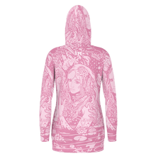 Load image into Gallery viewer, Nymphs Hoodie Pink