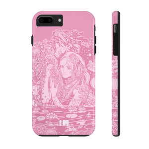 Nymphs Tough Case Pink