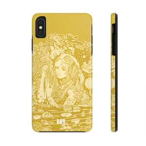 Nymphs Tough Case Gold