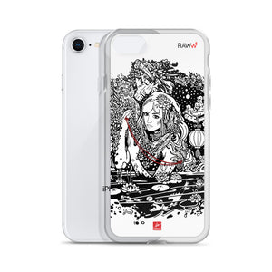 Nymphs, iPhone Case