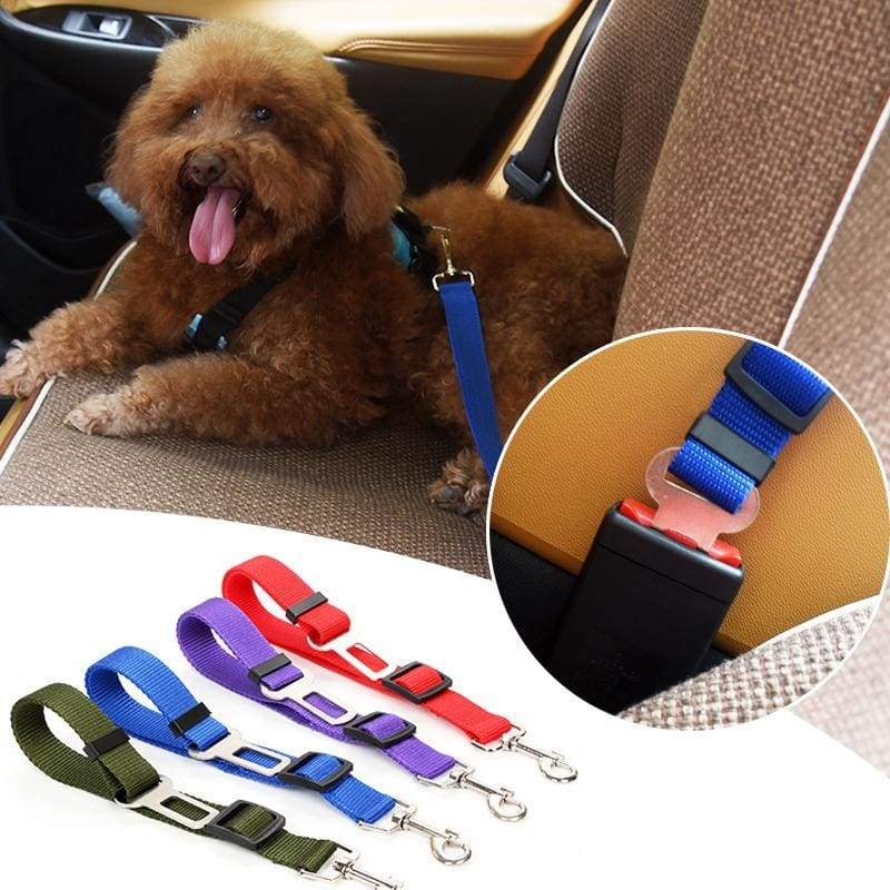 Puppy-Protection - Lifesaver Dog SeatBelt For Car