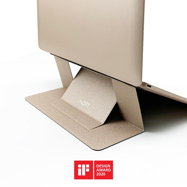 MOFT Laptop GoldMOFT Stand - Made by Moft