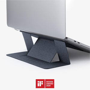MOFT 'Airflow' Laptop Space GreyMOFT Stand - Made by Moft