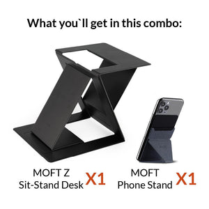 Stand Up Combo MOFT Stand - Made by Moft