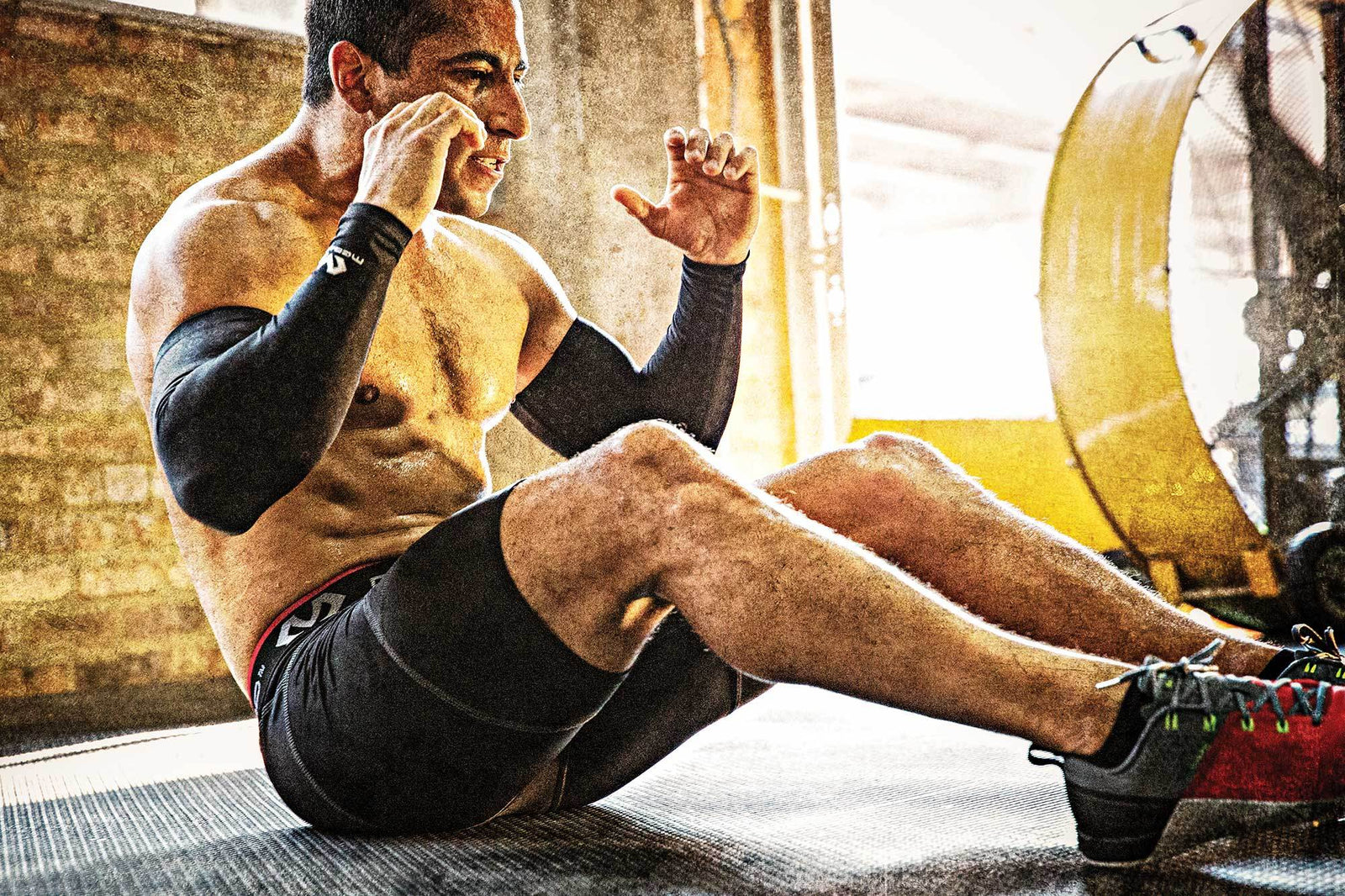 Top 10 Benefits of Wearing Compression Shorts During Your