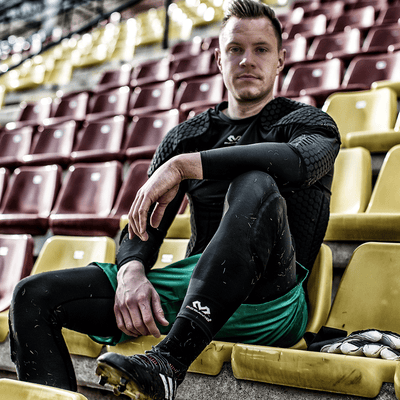 HEX® Goalkeeper 3/4 Protection Tight