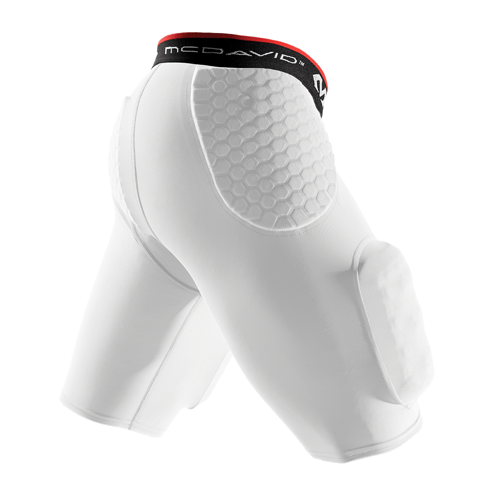 HEX® Girdle W/Hard Shell Thigh Guards
