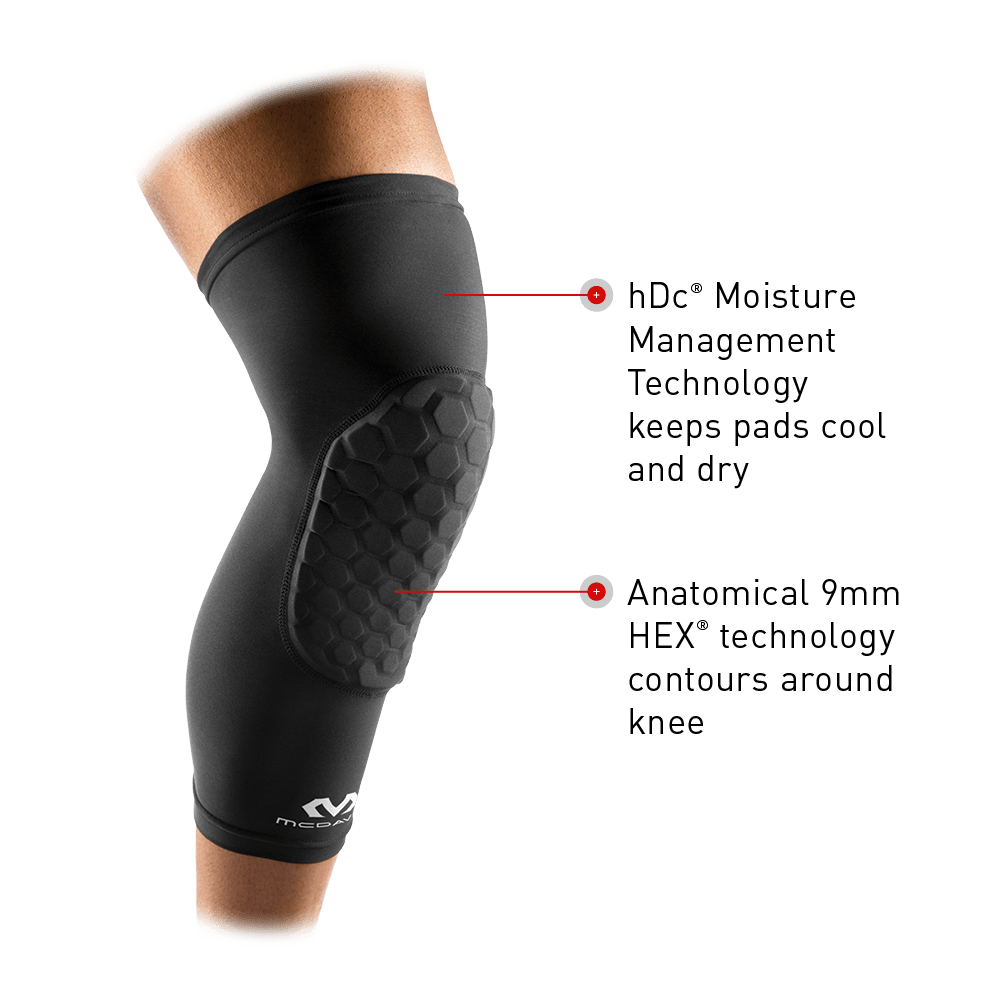 Hex leg sleeves color black NEW 6446 Protective Pads