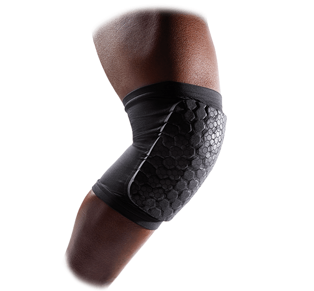 HEX® TUF Knee/Elbow/Shin Pads/Pair - McDavid