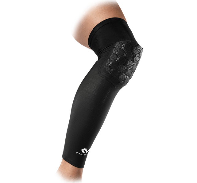 HEX® TUF Dual Density Knee Pads/Pair - McDavid