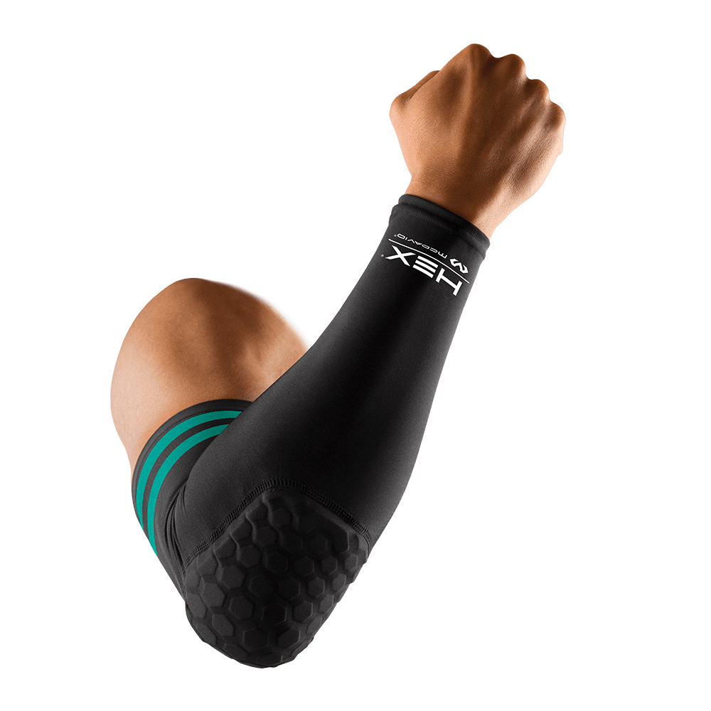 Ballislife HEX® Shooter Arm Sleeve/Single - McDavid