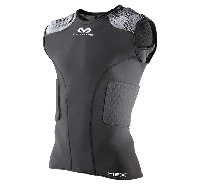 HEX® Sleeveless Shirt/5-Pad - McDavid