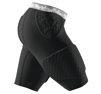 HEX® Short w/Contoured Wrap-Around Thigh - McDavid
