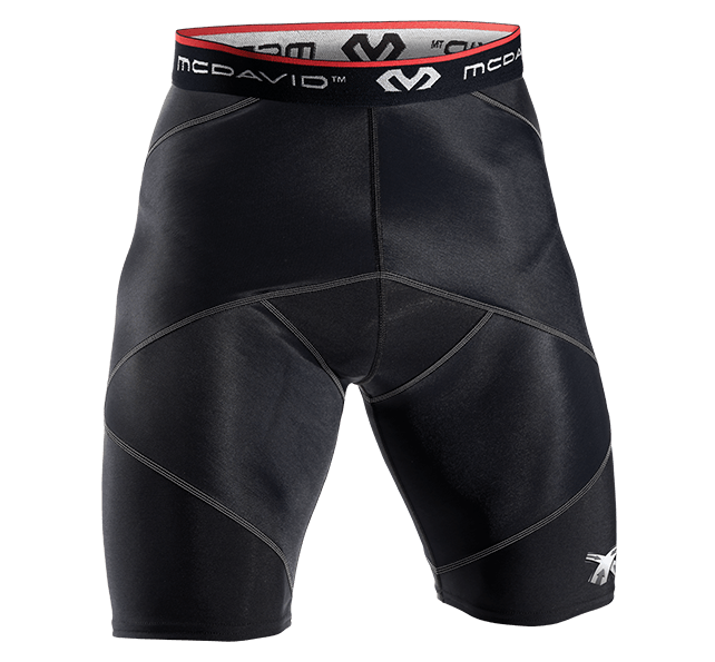 Cross Compression™ Short w/Hip Spica - McDavid