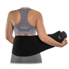 McDavid Women's Waist Trimmer on Mid-Section  - Back Half Open Wrap to Help Slim, Lose Weight, and Burn Calories