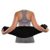 McDavid Women's Waist Trimmer on Mid-Section  - Back Open Wrap to Help Slim, Lose Weight, and Burn Calories