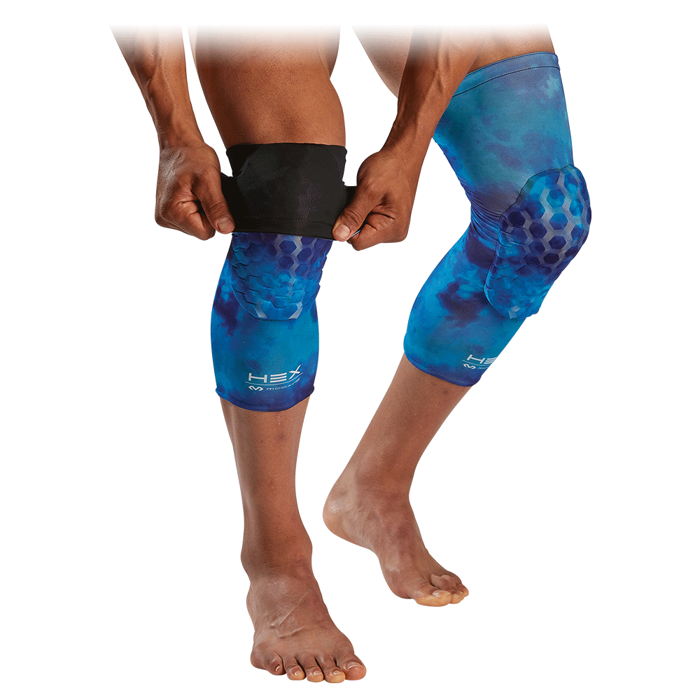 HEX® Reversible Leg Sleeves/Pair - McDavid