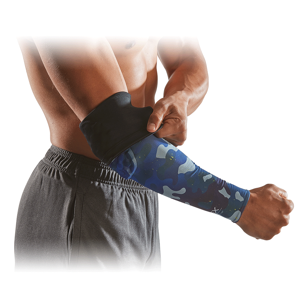 HEX® Reversible Shooter Arm Sleeve/Single - McDavid