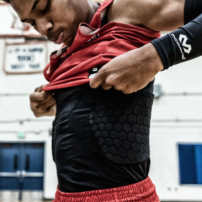 ELITE HEX® Tank Shirt/3-Pad - McDavid