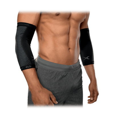 Dual Layer Training Compression Elbow Sleeves/Pair - McDavid