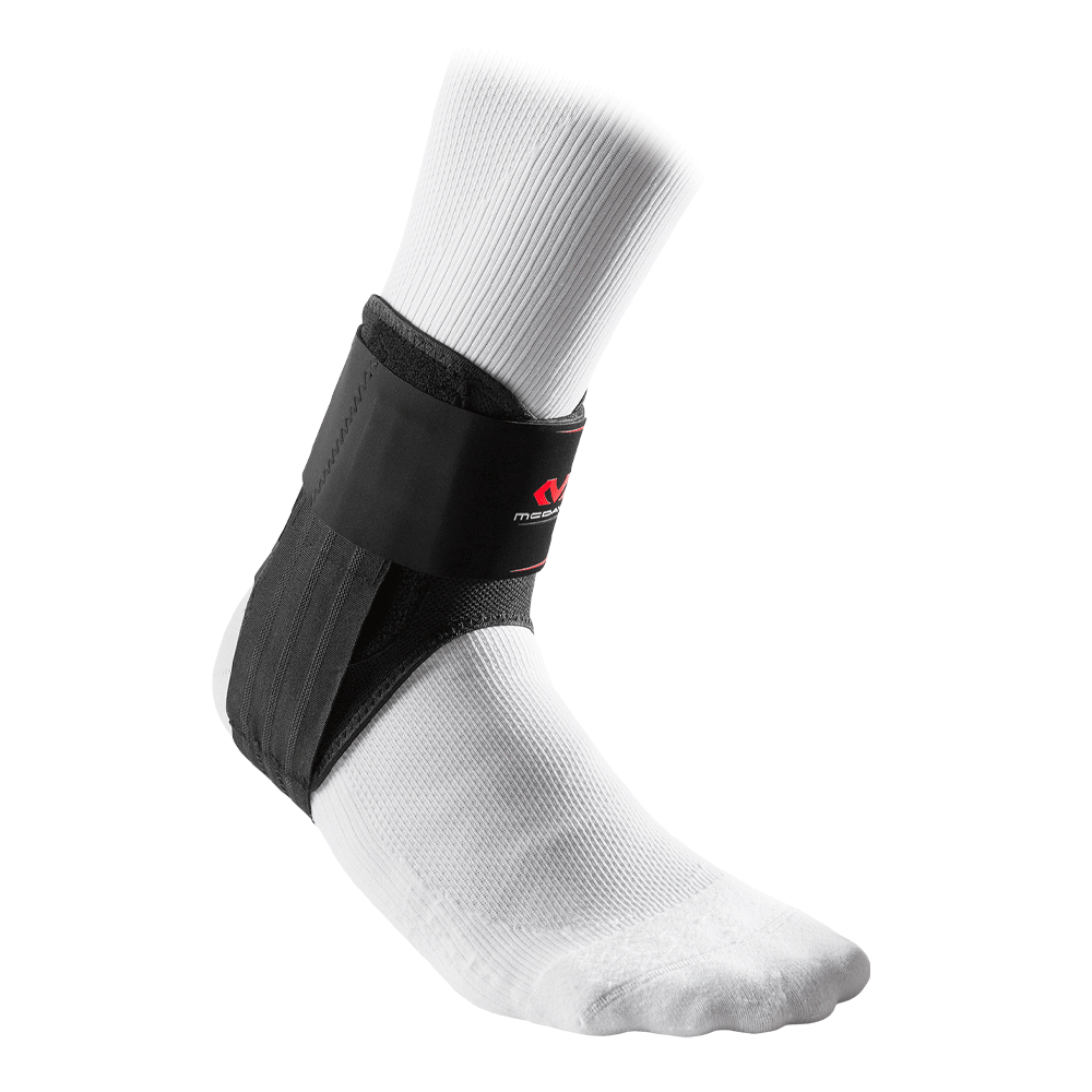 Stealth Cleat Ankle Brace w/ Minimal Coverage & Flex-Support Stays