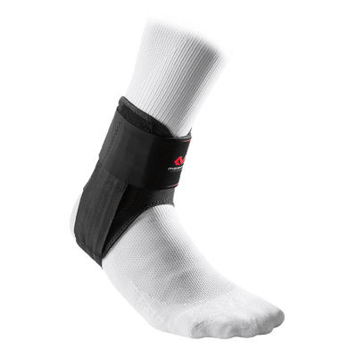 Stealth Cleat Ankle Brace w/ Minimal Coverage & Flex-Support Stays - McDavid