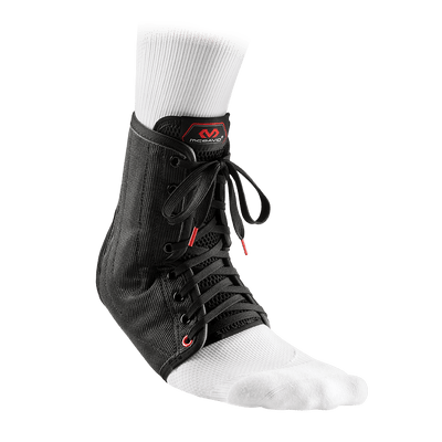Ankle Brace/Lace-Up w/Stays - McDavid