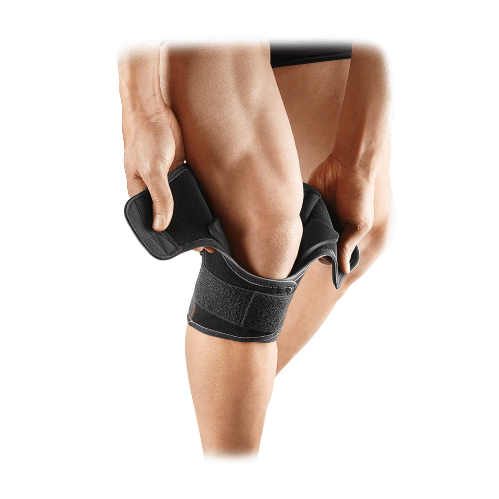 Knee Support/Adjustable/Cross Straps Product Image