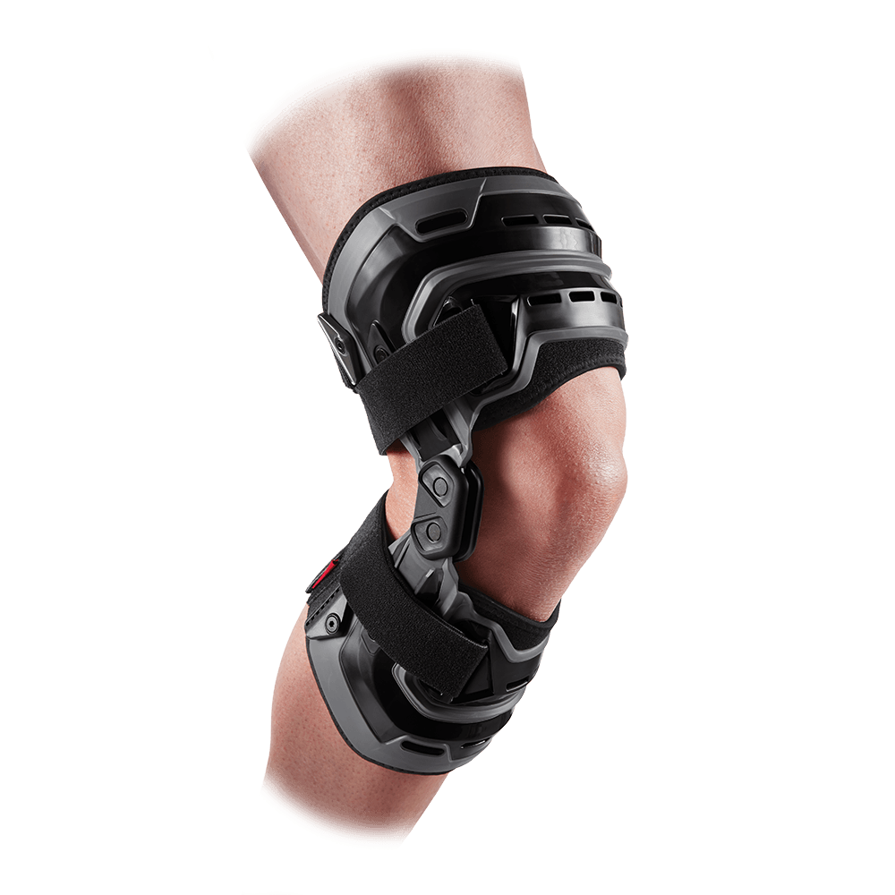 Hinged Knee Brace for Support, Instabilities, ACL, MCL, and General Pain Relief