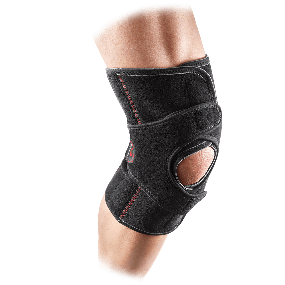 VOW™ Versatile Over Wrap Knee Wrap w/ Stays - McDavid