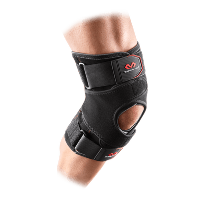 McDavid VOW™ (Versatile-Over-Wrap) Knee Wrap with Stays & Straps Product Image