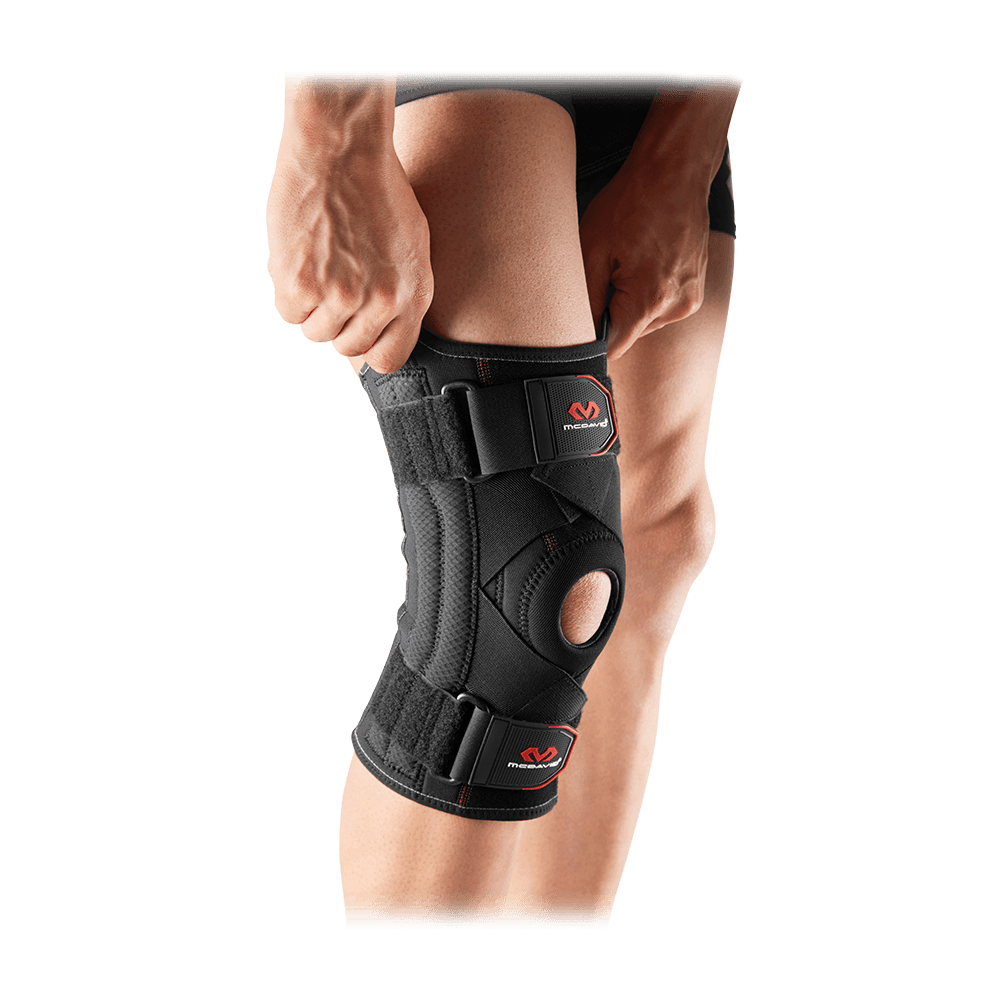McDavid Knee Support with Stays & Cross Straps