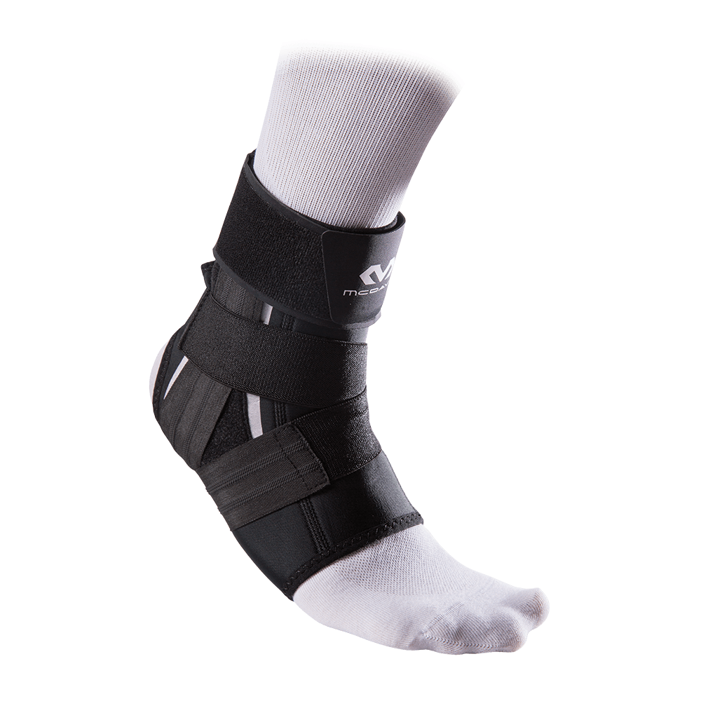 Ankle Support W/Precision Straps - McDavid