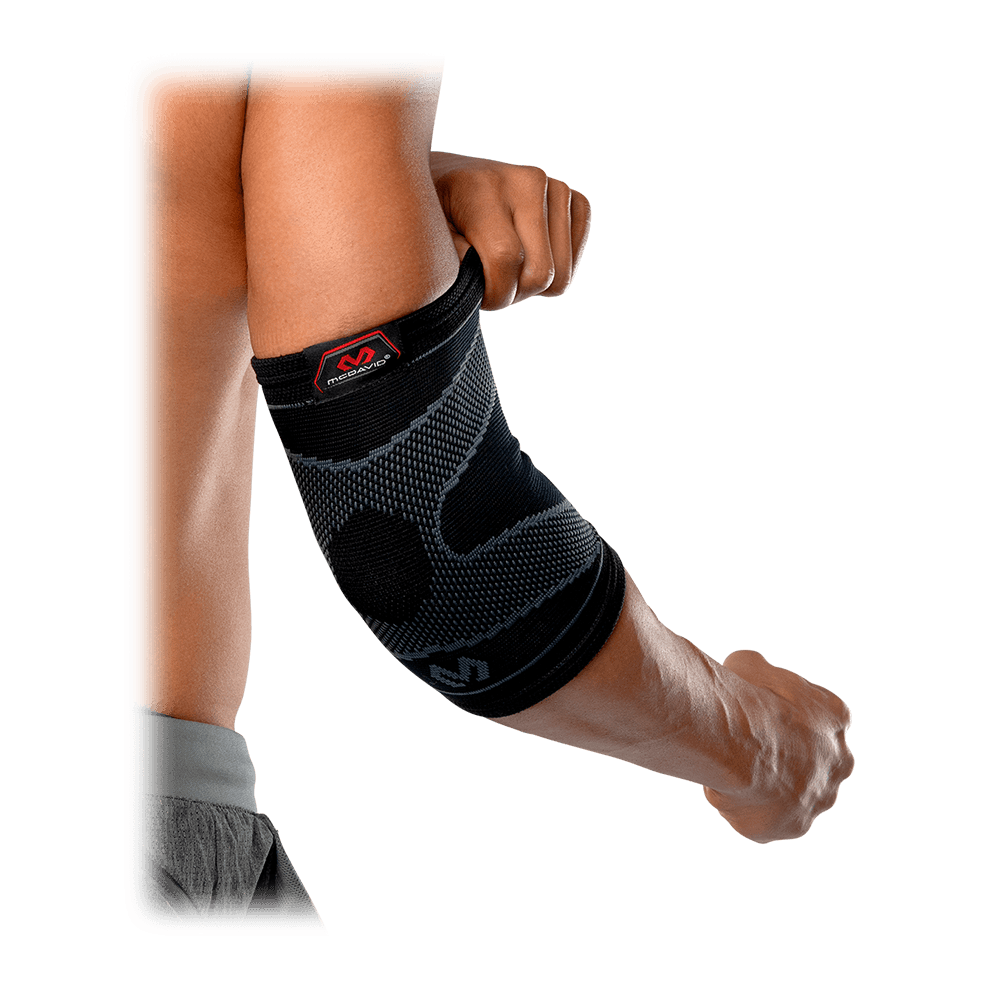 Elbow Sleeve/4-Way Elastic - McDavid