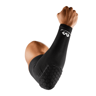 ELITE HEX® Shooter Arm Sleeve/Single - McDavid