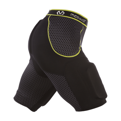 Rival™ Integrated Girdle w/Hard-Shell Thigh Guards - McDavid