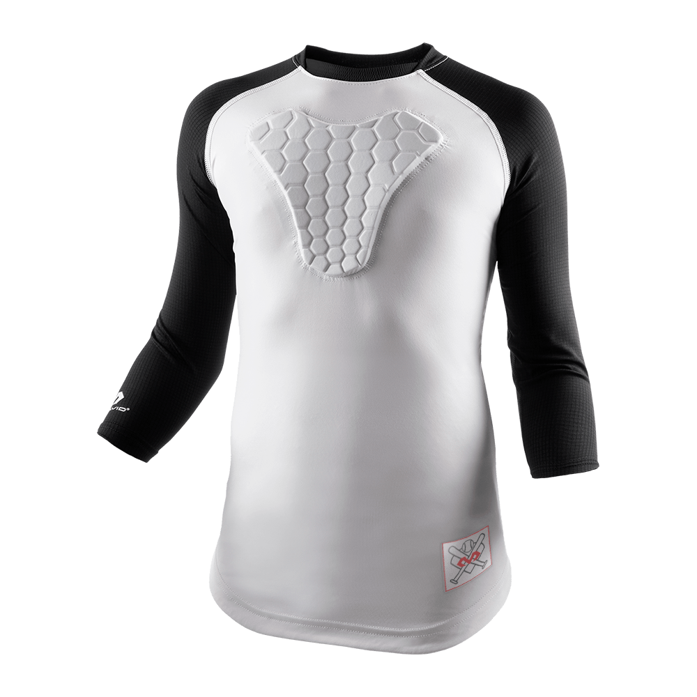HEX® Sternum Raglan 3/4 Length Shirt