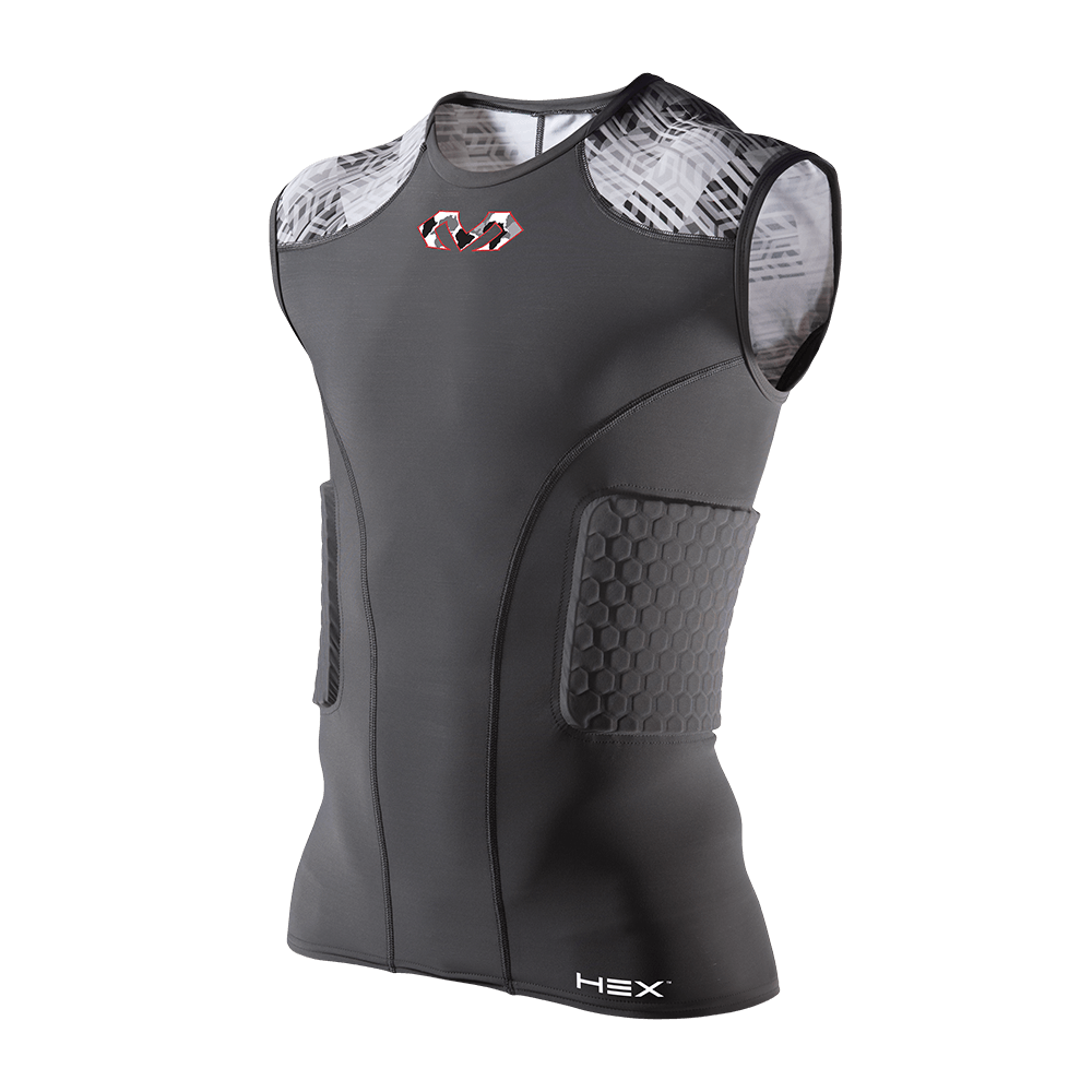 HEX® Sleeveless Shirt/3-Pad - McDavid