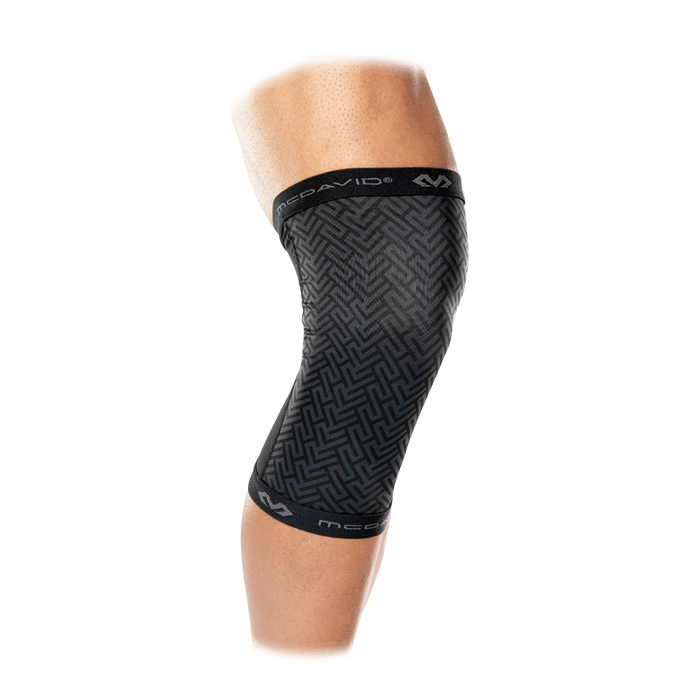 Dual Layer Training Compression Knee Sleeves/Pair