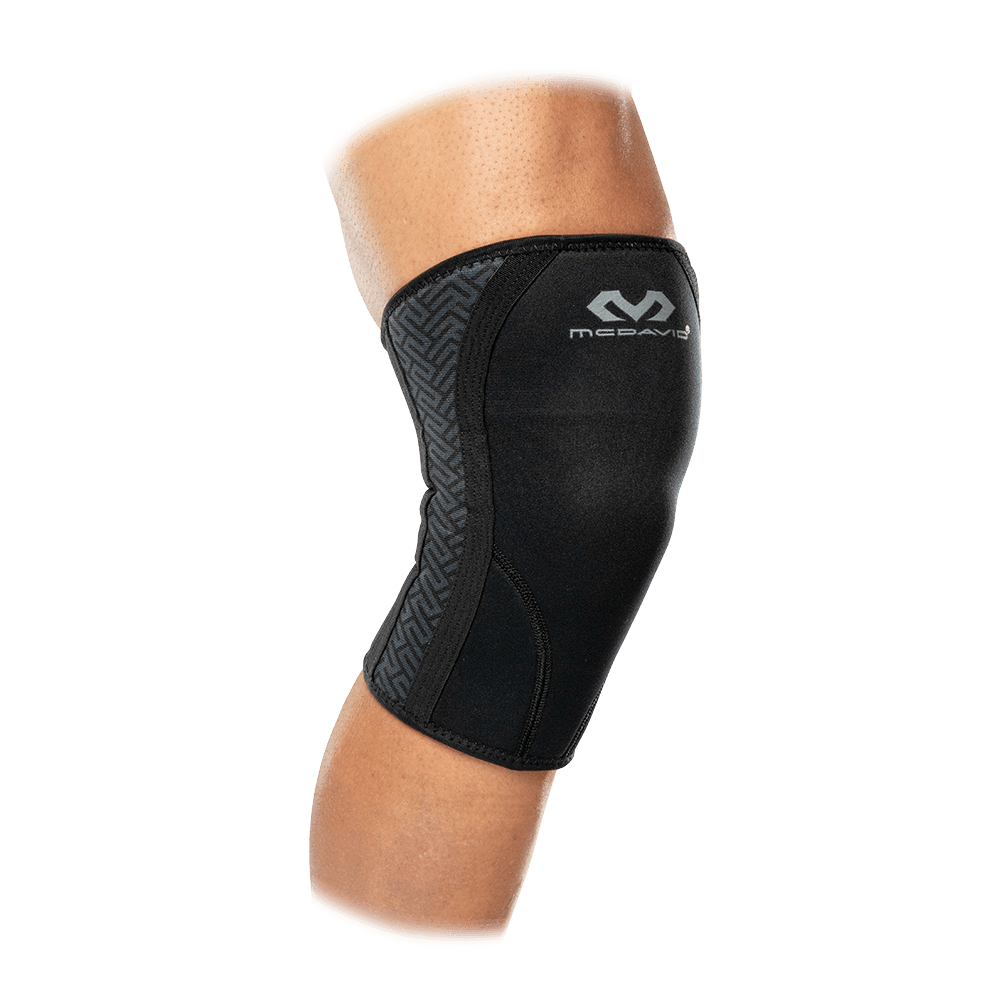 Dual Density Training Knee Support Sleeves/Pair